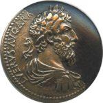 Lucius Ceionius Commodus Verus Armeniacus. LUCIO VERO.