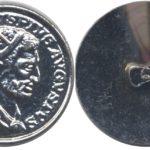 Titvs Aelivs Hadrianvs Antoninvs. Antonio Pío