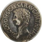 Tiberivs Clavdivs Caesar Avgvstvs Germanicvs. Claudio